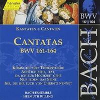 Bach Cantatas, BWV 161-164 - Johann Sebastian Bach
