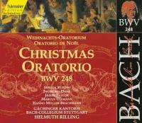 Bach Christmas Oratorio Disc 1 - Johann Sebastian Bach