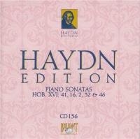 Piano Sonatas Hob XVI-41, 16, 2 , 32 & 46 - Joseph Haydn