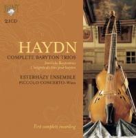 Baryton Trios Nos. 104-110 - Joseph Haydn
