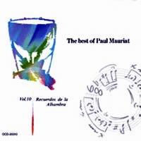 Recuerdos De La Alhambra - The Best Of Paul Mauriat Vol. 10 - Paul Mauriat