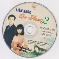Liên Khúc Quê Hương 2 - Hương Lan, Mỹ Linh, Thái Châu