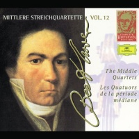 Beethoven The Middle Quartets Vol. 12 - Beethoven