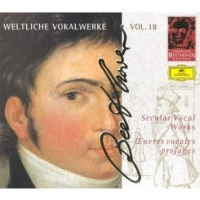 Beethoven Secular Vocal Works Vol. 18 - Beethoven