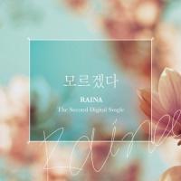 I Don't Know (2nd Single) - Raina