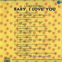 Baby I Love You - Lam Trường