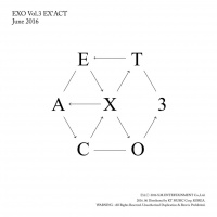 Ex'act (Vol.3) (Chinese Ver) - EXO