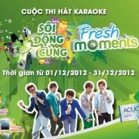 Sôi Động Cùng Fresh Moments - 365DaBand