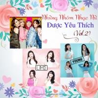 Những Nhóm Nhạc Nữ Được Yêu Thích Nhất (Vol.2) - Various Artists