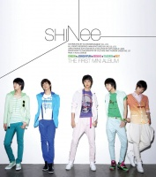 Replay (The First Mini Album) - SHINee