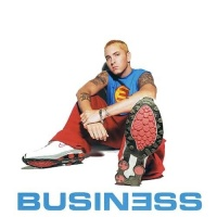 Business White Cover - Eminem