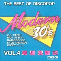 Modern 80's - The Best of Discopop Vol4 CD1 - Various Artists