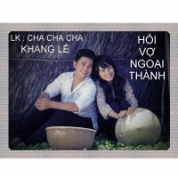 Liên Khúc Cha Cha Cha 2 - Khang Lê