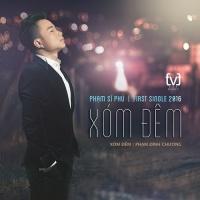 Xóm Đêm (Single) - Phạm Sĩ Phú