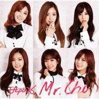 Mr. Chu (On Stage) - Apink
