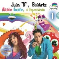 Misión Ilusión, El Espectáculo - Juan D Y Beatriz