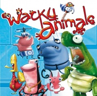 Wacky Animals - Mickael The Turtle