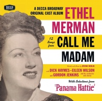 12 Songs From Call Me Madam - Ethel Merman -