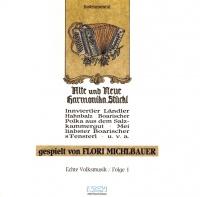 Alte und neue Harmonika Stückl - Flori Michlbauer