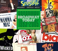 Broadway Today: Broadway 1993- - Siobhan McCarthy