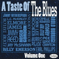A Taste Of The Blues, Vol. 1 - Jimmy Reed