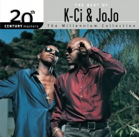 The Best Of K-Ci & JoJo 20th C - K-Ci And Jojo