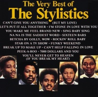 The Best Of The Stylistics - The Stylistics