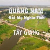 Quảng Nam Đất Mẹ Nghĩa Tình (Single) - Tây Giang