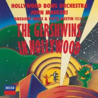 The Gershwins In Hollywood - Hollywood Bowl Orchestra & John Mauceri