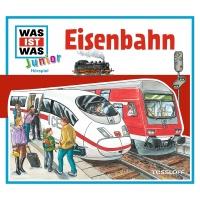 14: Eisenbahn - Was Ist Was Junior