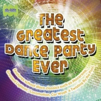 The Greatest Dance Party Ever - Sugar Kane Music