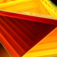 Neon Hallway - Corbu