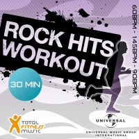 Rock Hits Workout 60 - 145 - 9 - Various Artists