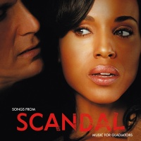 Songs From Scandal: Music For - Edwin Starr