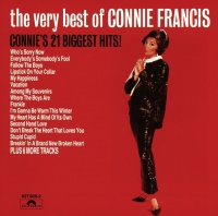 The Very Best Of Connie Franci - Connie Francis