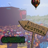 Essential Festival:  Green - Johnny Cash