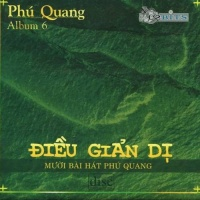 Điều Giản Dị - Phú Quang Album 6 - Various Artists