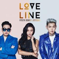 Love Line (Single) - Hyorin (Sistar), Joo Young, Bumkey