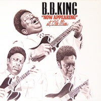 Live Now Appearing At Ole Mi - B.B. King