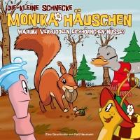 34 Warum verbuddeln Eichhörnc - Die kleine Schnecke Monika Häuschen