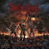 Homicidal Ecstasy - Blood Red Throne