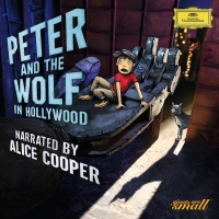 Peter And The Wolf In Hollywoo - Alice Cooper
