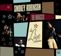 The LIVE! Collection - Smokey Robinson & The Miracles