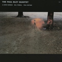 The Paul Bley Quartet - The Paul Bley Quartet