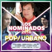 Los Nominados 2016 - Pop / Urb - Andrea Bocelli