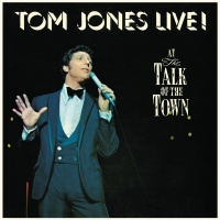 Live! At The Talk Of The Town - Tom Jones