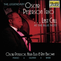 Last Call At The Blue Note - The Oscar Peterson Trio