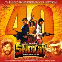 Sholay Songs And Dialogues, Vo - Rahul Dev Burman, Amjad Khan, Sanjeev Kumar, Jaya Bhaduri, »