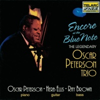 Encore At The Blue Note - The Oscar Peterson Trio