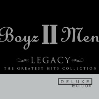 Legacy The Greatest Hits Collection CD2 - Boyz II Men